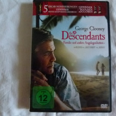 The Descendants - dvd - Film drama Altele, Engleza
