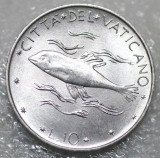 P1. VATICAN 10 LIRE 1973 UNC **, Europa