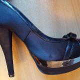 Pantofi bleumarin