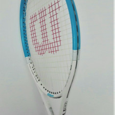 Racheta tenis Wilson n5.3 HYBRID + husa - Racheta tenis de camp