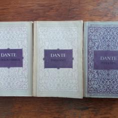Infernul + Paradisul + Purgatoriul - Dante / R1F