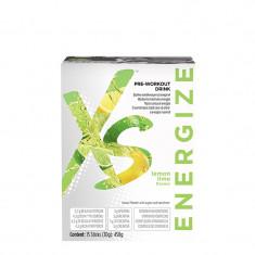 XS™ Pre-Workout Drink - Gust de lămâie și lămâie verde - Produs masa musculara