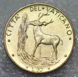 P1. VATICAN 20 LIRE 1974 UNC **, Europa