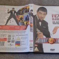 Johnny English - DVD [C] - Film comedie, Engleza