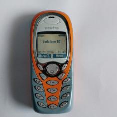 Siemens C60 colectie nostalgici 2003 - 14 ani - Telefon mobil Siemens, Nu se aplica, Neblocat, Single SIM, Fara procesor