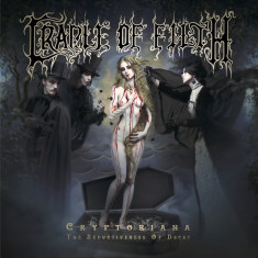 Cradle of Filth - Cryptoriana ( 1 CD ) - Muzica Rock