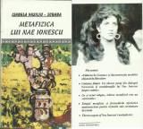 Isabela Vasiliu-Scraba,  Metafizica lui Nae Ionescu