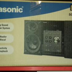 Combină muzicală stereo Panasonic SC-PM 46 - Combina audio