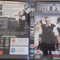 Hot Fuzz - DVD [C] - Film comedie, Engleza