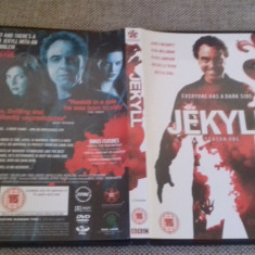 JEKYLL - Season One - DVD [B] - Film serial Altele, Crima, Engleza