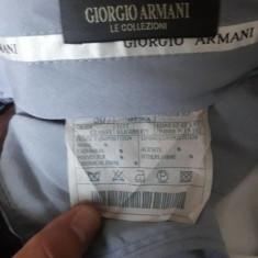 Costum Armani - Costum barbati Armani, Marime: 50, Culoare: Gri