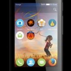 Alcatel Orange Klif - Telefon Orange, Negru, <1GB, Dual-core, 256 MB