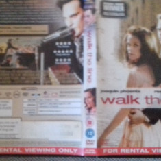 Walk the line - DVD [C] - Film drama, Engleza