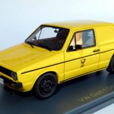 NEO VW Golf I Deutsche Post 1980 1:43