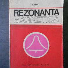 AL. NICULA - REZONANTA MAGNETICA