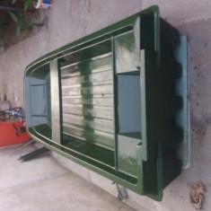 Vand barca din fibra de sticla trimarin - Barca cu motor