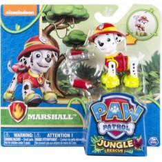 Jucarie figurina Paw Patrol, Jungle Marshall
