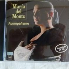 Maria del Monte - Acompaname - cd - Muzica Folk Altele