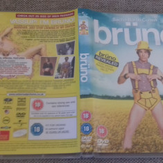 BRUNO - DVD [A] - Film comedie, Engleza