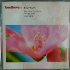 Beethoven - Overtures - Szell - cd - Muzica Clasica sony music