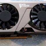Placa video MSI GeForce GTX 560 Ti - 448 1280MB 320-Bit GDDR5
