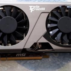 Placa video MSI GeForce GTX 560 Ti - 448 1280MB 320-Bit GDDR5 - Placa video PC