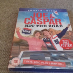 Joe and Caspar hit the road - DVD [SIGILAT] - Film comedie Altele, Engleza