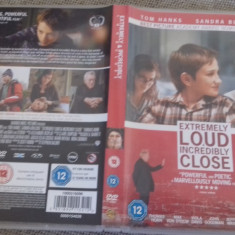 Extremely loud and incredibly close - DVD [B] - Film drama, Engleza