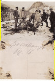 Maramures - Borsa -  militara,razboi,2 foto WWI