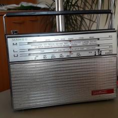 Radio vintage Nordmende Mambo de colectie