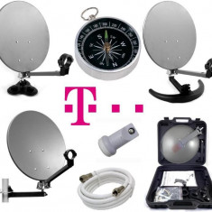 Antena camion/rulota accesorii incluse pentru Telekom/Dolce