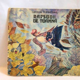 Rapsodii De Toamna -GEORGE TOPARCEANU, Editura Ion Creanga 1987 - Carte de povesti