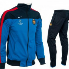Trening FC Steaua Bucuresti model 2017 - Trening barbati, Marime: S, M, L, XL, XXL, Culoare: Din imagine, Poliester