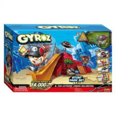 Set de joaca cu incarcator Zuru Gyroz, Noriel