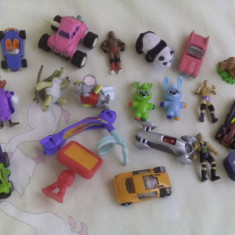 Kinder si figurine 2 - Surpriza Kinder