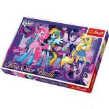 Puzzle Equestria Girls Color Shine 160 pcs