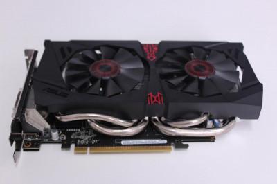 Placa video ASUS GeForce GTX 960 STRIX 4GB foto