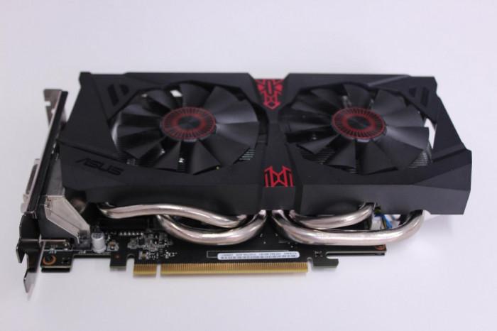 Placa video ASUS GeForce GTX 960 STRIX 4GB foto mare