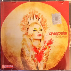 Loredana - Dragoste (1 CD) - Muzica Pop mediapro music
