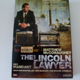 The Lincoln Lawyer - dvd - Film actiune, Engleza