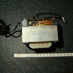 Transformator electric 220/250v 0v-12v-15v /13v ~ 150W