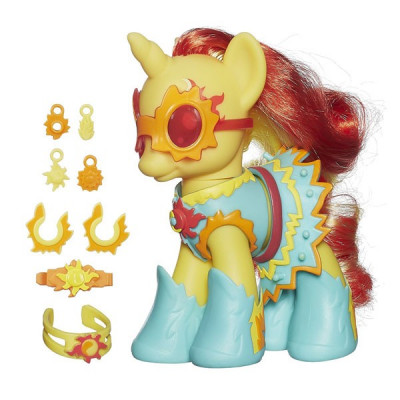 My little pony - Sunset Shimmer Fashion style B0360 Hasbro foto