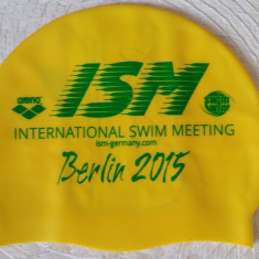 Casca inot ARENA International Swim
