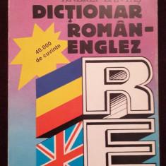 DICTIONAR ROMAN-ENGLEZ - ANDREI BANTAS - 15 - Curs Limba Engleza polirom