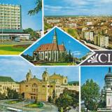 CARTE POSTALA CLUJ 1973 - Carte Postala Transilvania dupa 1918, Circulata, Fotografie