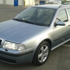 Skoda Octavia GPL (consum redus), An Fabricatie: 2003, 180000 km, 1781 cmc