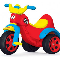 Tricicleta plastic Superbike - Dolu - Tricicleta copii