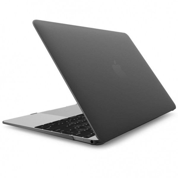 Carcasa din plastic MacBook Retina display 13-inch A1502 / A1425, negru foto mare