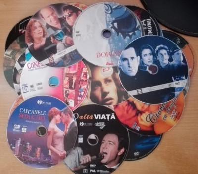 Vand DVD-uri originale, vrac foto