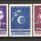 Romania.1962 Vostok 3 si 4 XR.273 - Timbre Romania, Nestampilat